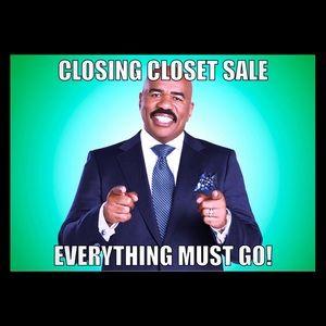 Other - Closing Closet 🎉